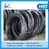 Binding wire/Black annealed wire from real factory/iron price per kg