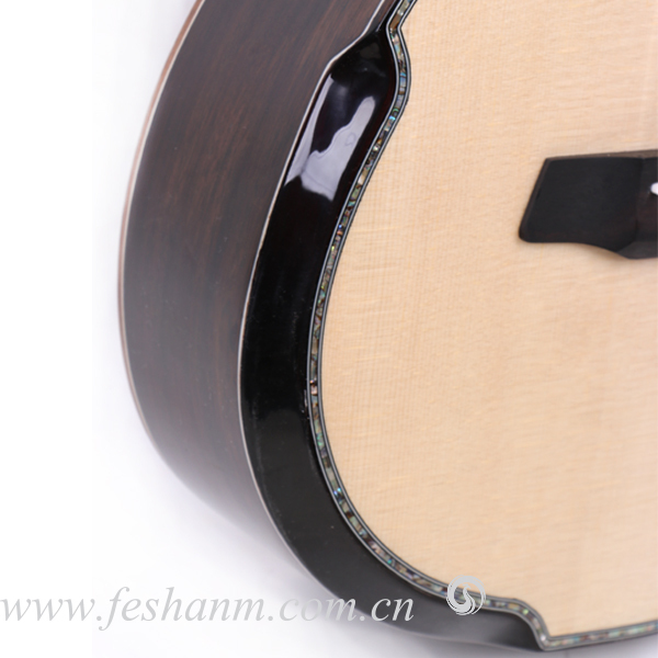 Finlay FG-J40 high level special guitar neck solid wood wholesale acoustic guitar