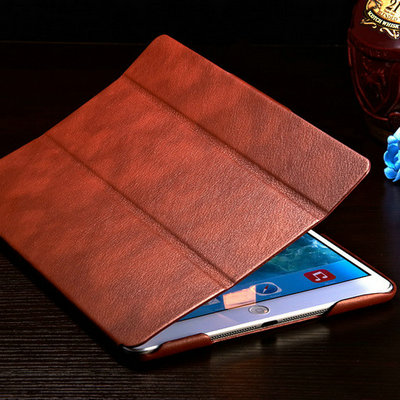 Wholesale universal leather belt clip case for tablet for ipad 5 air
