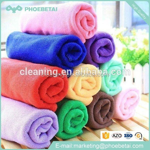 Hot selling microfiber factory custom microfiber kitchen towel in bulk