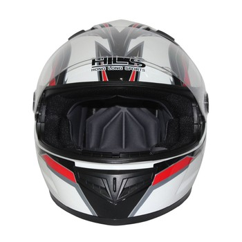 2015 safety bluetooth unique HLS casco Full face Motor helmet DP-808