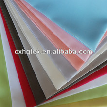 190t polyester taffeta lining fabric for jacket