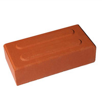12#Sintered clay high refractoriness used red bricks