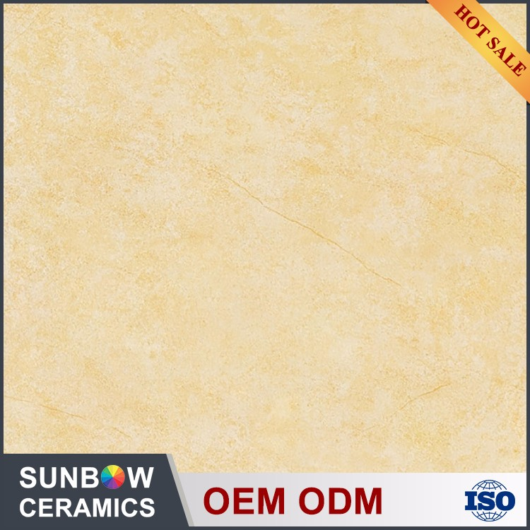 Economical with competitive offer shiny ceramic floor tile price for shopping mall