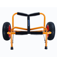 Hot sell folding aluminum kayak trailer for sale