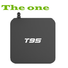 2016 Factory direct sale t95 satellite tv black box