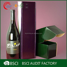 China wholesale cheap wooden box for wine
