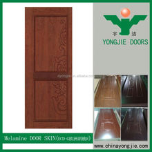 China Iso Certified Manufacturers Industrial Solid Wood Interior Door With Low Price