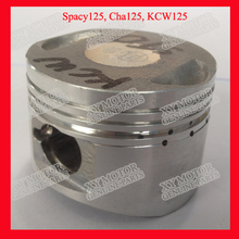 13101-KCW-850 piston std motorcycle piston spacy125 scooter parts