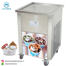 cheap price R410A/R404A thailand ice cream machine