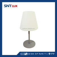 Outdoor Plastic Post Lamp M1628 with PE Lamp Cover