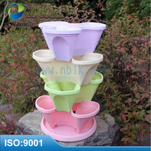 Garden hydroponics 20cm high stacking pots