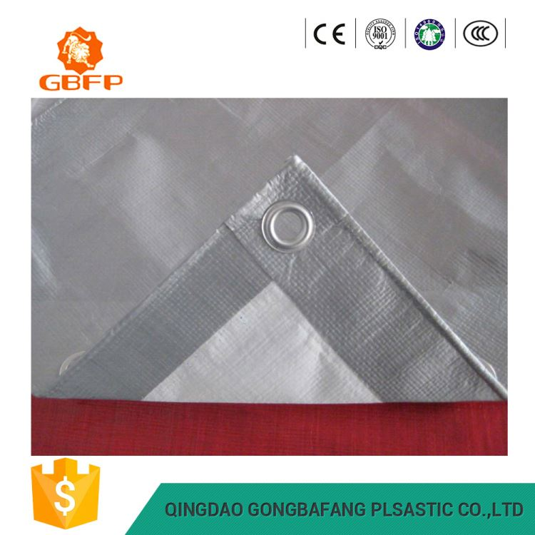 PVC Coated Polyester Camouflage Tarpaulin
