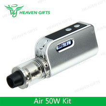 Wholesale Stainless Steel And Pyrex glass 1.8ml SMOKJOY Air 50 Kit Vaporizer
