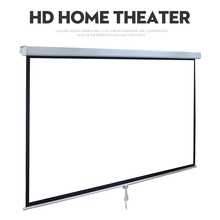 "72"" Manual Self-lock Projection/projector Screen"