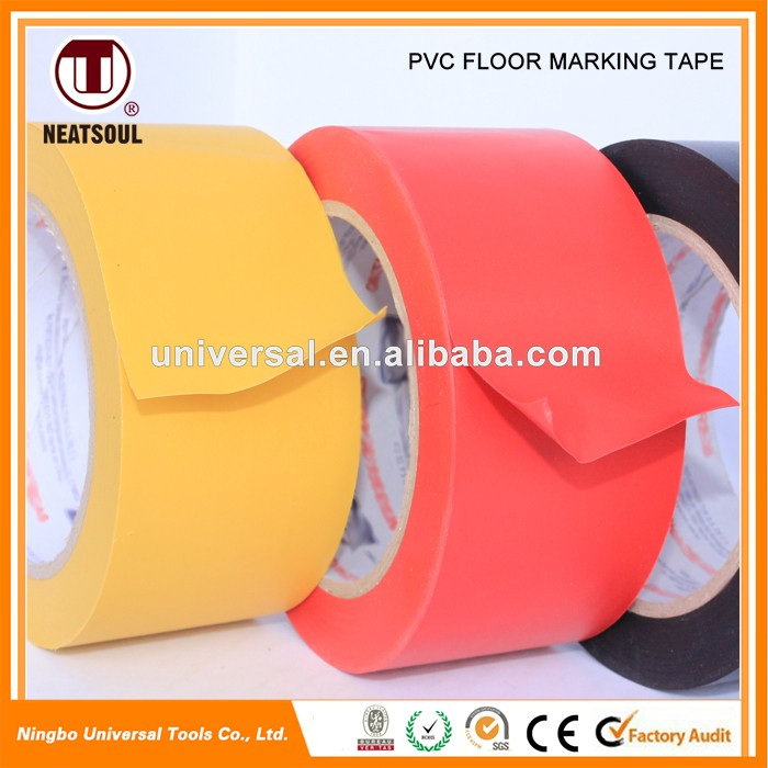 Alibaba online shopping Waterproof striated PVC Floor Marking Tape