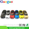Guoguo high quality factory price colordul cool car portable 3600mAh power bank for samsung
