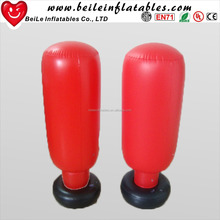 Inflatable Boxing Punching Bag And Inflatable Boxing Trainer