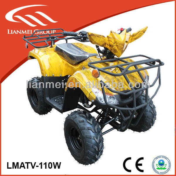 yongkang vehicle kids quads 125cc with EPA,CE