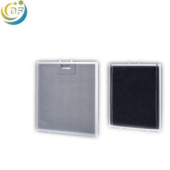 Commercial design durable kitchen hood filter mesh on sale