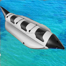 Fatastic pvc floating inflatable banana boat from China supplier