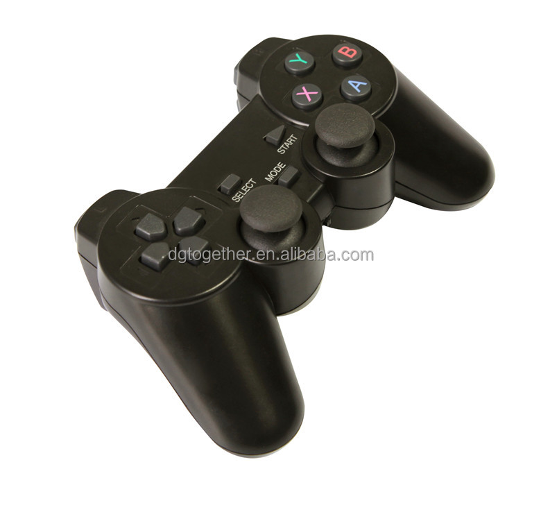 2017 Newest 2.4G RF Wireless Gamepad a8 android bluetooth gamepad controller with good price Joystick & game control