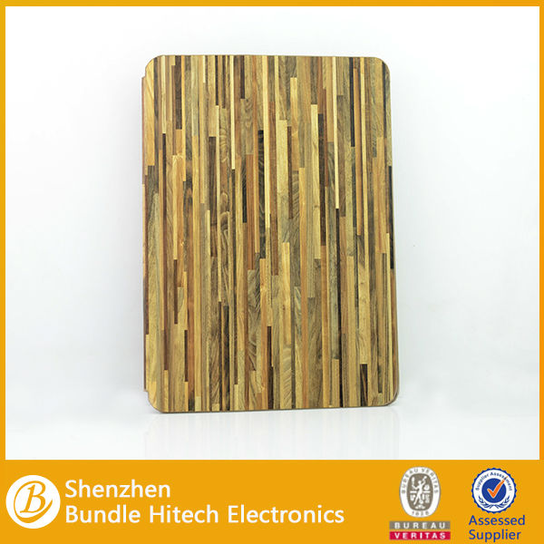 for apple ipad wood covers eco friend material