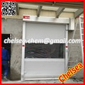 Fast moving high speed pvc roll up doors,fast pvc roll up doors in guangzhou
