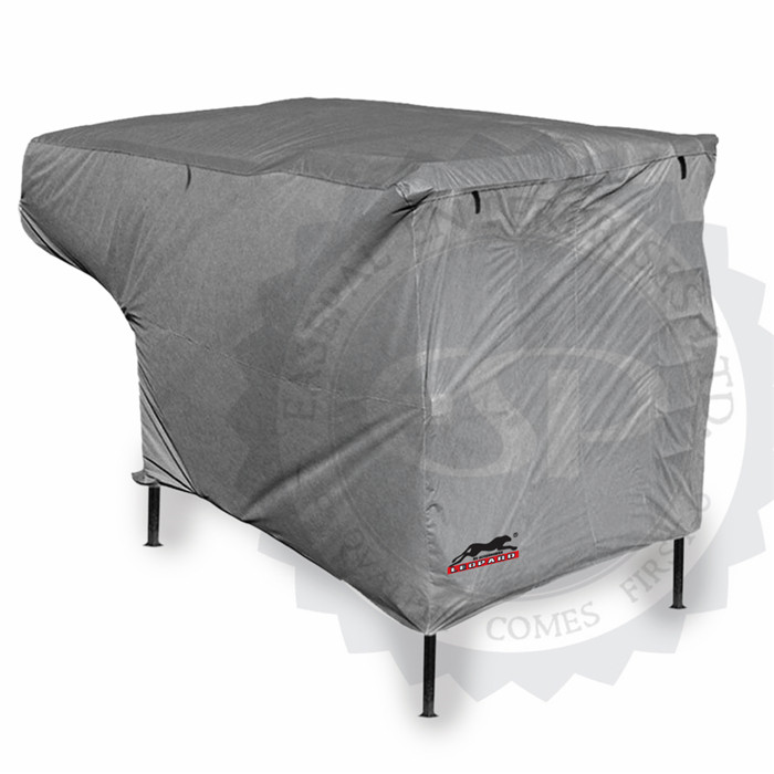 Waterproof 3 Layers Nonwoven Fabric Truck Camper RV Cover