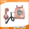 P/ T switch Classic old style desktop cute corded telephone TM-PA188