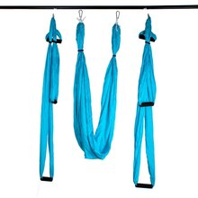 Cheap Portable Heavy Duty Nylon Fitness Body Building Aerial Yoga Hammock for Sale