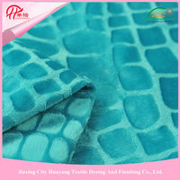 For baby bedding,massage cushion brushed back satin fabric,100% Polyester