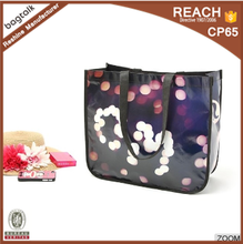 SP0432 Cheap PVC LED Flashing Shopping Bag for Promotion
