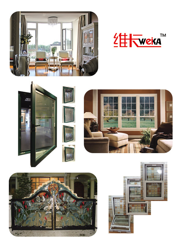German hardware high quality folding door&bi folding door /Double glazing aluminium folding door