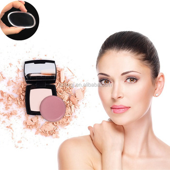New soft Silicone gel lady face foundation makeup cosmetic puff for women BB