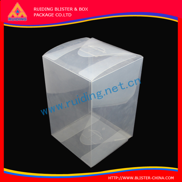 competitive price OEM and ODM pet box clear box for roller blinds