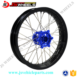 "17X3.5"" 17X4.25"" YZF250F/450 Supermoto Complete Super Motorcycle Alloy CNC Wheels"