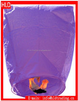 Factory Outlet Cheap Chinese Flying Paper Sky Lanterns, Wishing Balloon Sky Lanterns