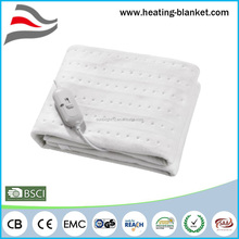 OEM Medical Electric Heating Blanket for Hospital Europe Plug