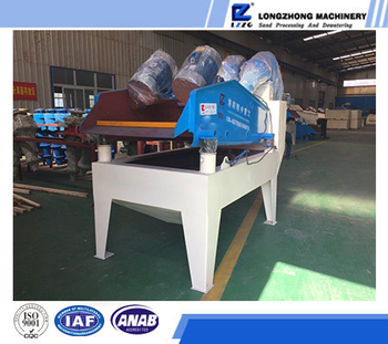 sand recycle machine in best quality