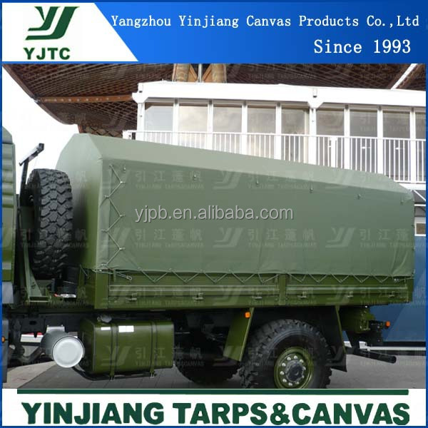 pvc coated military waterproof tarpaulin,vinyl truck tarps