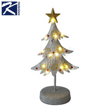 Wholesale european style hobby lobby metal christmas trees decorative