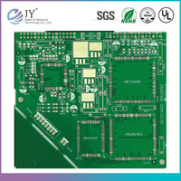 Industrial Control FR4 Single Sided PCB With Lead free HASL Finish PCB Board,usb flash drive pcba
