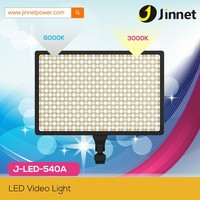 LED-540A 32W Remote Control Dimmable Camera LED Light For TV Studio China Supplier
