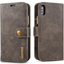 PU Leather Cover Flip Smart Phone Case for iPhone 8