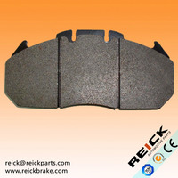For CHEVROLET ERF Truck Brake Pad 151405-120 29131