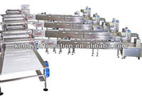 Packaging machinery for small foodstuff industries