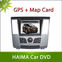 Hot 7inch Haima 7 Car DVD GPS Player Car Stereo Navigation Radio Audio Bluetooth A2DP Steering Wheel Control
