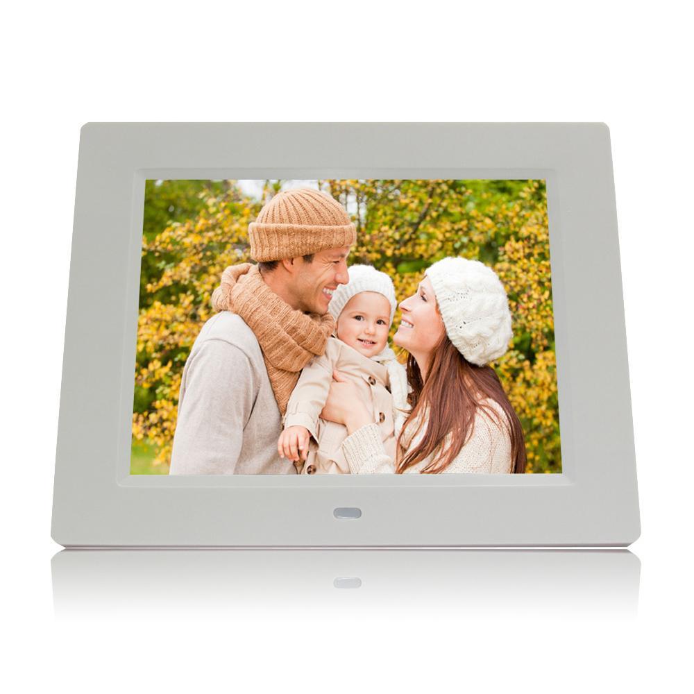 8 pouces 800*600 résolution carré cadre photo numérique USB lecteur de publicité - ANKUX Tech Co., Ltd