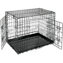 galvanized big animal cage